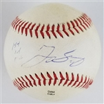 "George Springer ""1st Rd Pick"" Signed Official 2013 Texas League All-Star Game Baseball (PSA/DNA COA)"