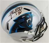 Luke Kuechly Signed Full Size Replica Carolina Panthers Helmet (JSA Witness COA)