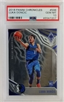 Luka Doncic Dallas Mavericks 2018 Panini Chronicles Rookie Basketball Card - Graded Gem Mint 10! (PSA)