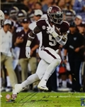 Trayveon Williams Signed Texas A&M Aggies 16x20 Photo (Tristar Certified)