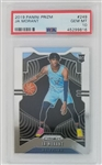 Ja Morant Memphis Grizzlies 2019 Prizm Rookie Basketball Card #249 - Graded Gem Mint 10! (PSA)