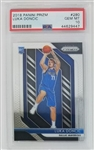 Luka Doncic Dallas Mavericks 2018 Prizm Rookie Basketball Card #280 - Graded Gem Mint 10! (PSA)