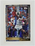 Shaquille ONeal Orlando Magic 1992 Topps Gold Rookie Basketball Card #362