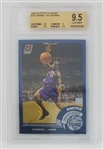 Amare Stoudemire Phoenix Suns 2002 Topps Chroem Rookie Basketball Card #126 - Graded Gem Mint 9.5! (BGS)