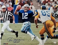 "Roger Staubach ""SB VI MVP"" Signed Dallas Cowboys 16x20 Photo (JSA COA)"