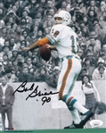 Bob Griese Signed Miami Dolphins 8x10 Photo (JSA COA)