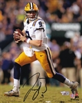 Joe Burrow Signed LSU Tigers 8x10 Photo (Fanatics Certified)