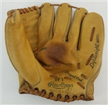 Unsigned Mickey Mantle Rawlings DF1 Model Vintage Baseball Glove
