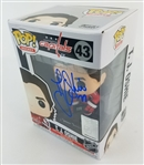 T.J. Oshie Signed Washington Capitals Funko Pop Vinyl FIgurine (TSE COA)