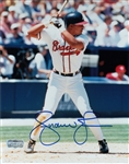 Andruw Jones Signed Atlanta Braves 8x10 Photo (Radtke Sports COA)