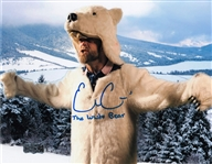 "Evan Gattis ""The White Bear"" Signed 8x10 Photo (Radtke Sports COA)"