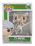 Chevy Chase Signed Ty Webb Caddyshack Funko Pop Vinyl FIgurine (Beckett Witness COA)