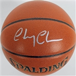 Chevy Chase Signed Spalding NBA Indoor/Outdoor Basketball (PSA/DNA ITP COA)