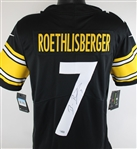 Ben Roethlisberger Signed Pittsburgh Steelers Nike Limited NFL Jersey (Fanatics Certified)