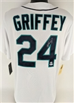 Ken Griffey Jr. Signed Seattle Mariners Cooperstown Collection Nike MLB Jersey  (Beckett COA)