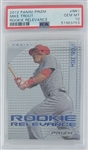 Mike Trout Los Angeles Angels 2012 Panini Prizm Rookie Relevance Baseball Card #RR1 - Graded Gem Mint 10! (PSA)