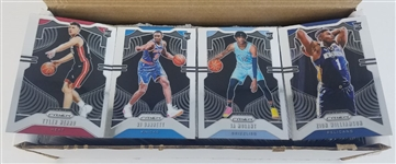 Complete Set of (300) 2019 Panini Prizm Basketball Cards - Inc. Ja Morant and Zion Williamson Rookies!