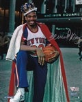 Bernard King Signed New York Knicks 8x10 Photo (Fanatics Certified)