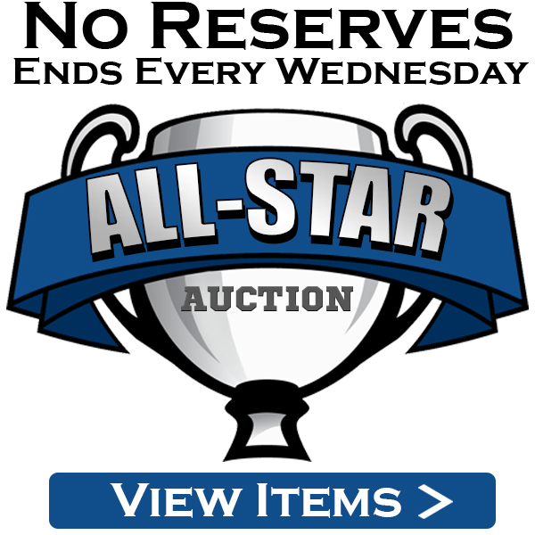 August 12th All-Star Auction